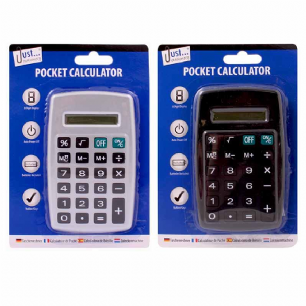 Tallon Pocket Calculator